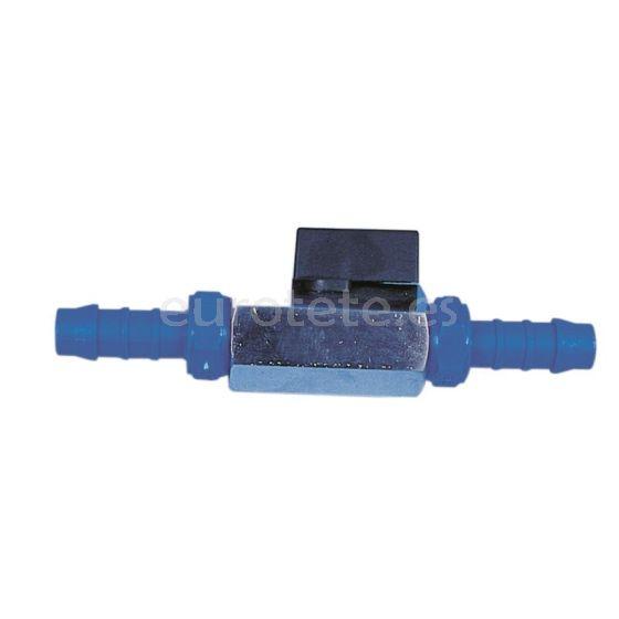 10 mm valvula agua llave paso con rosca 1/2 racor instalacion agua 1