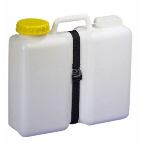 Deposito 13 litros 36 x 40 x 12 aguas residuales furgonetas camper