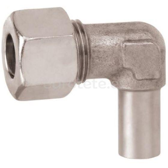 Gok ermeto gas 10 mm tornillo ajustable a anillo de corte tubo RST