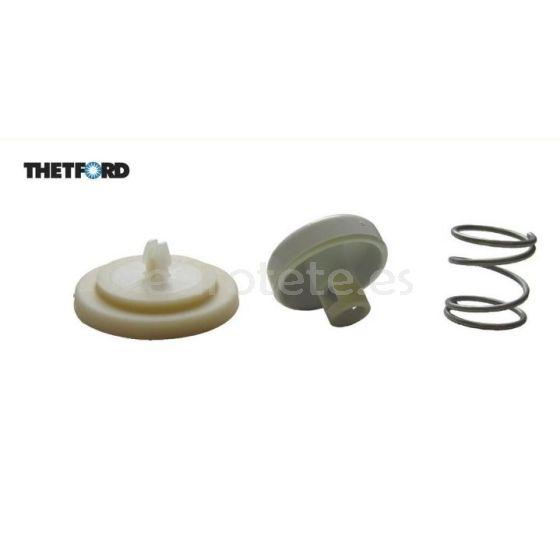 Boton ventilacion 0752462 Thetford porta potti 145 165 335 365 465 1