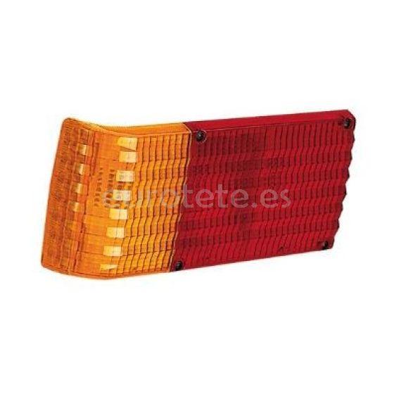 Jokon 542 piloto trasero BBS naranja - rojo reversible para autocaravana 1